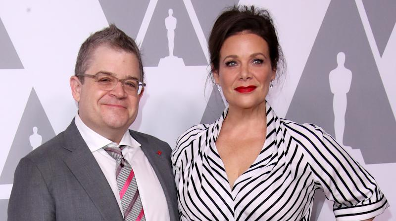 Patton Oswalt Shares Touching Detail From Wedding Day With Meredith Salenger