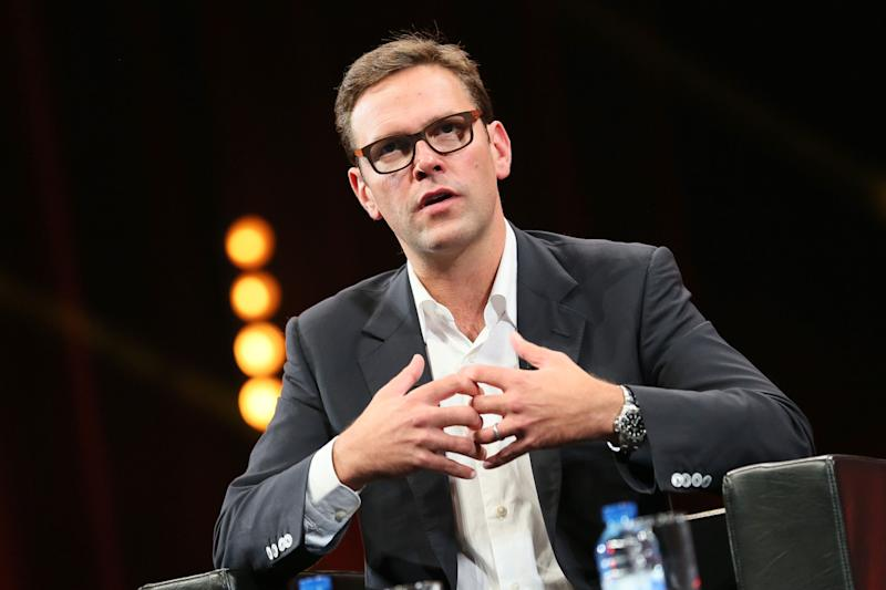 James Murdoch doesn't see eye to eye with the primetime Fox News hosts who work for his family's company. (Photo: Tony Barson/FilmMagic via Getty Images)