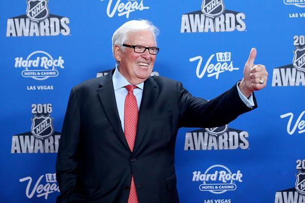 Owner Bill Foley of the new Las Vegas NHL franchise. (Getty Images)