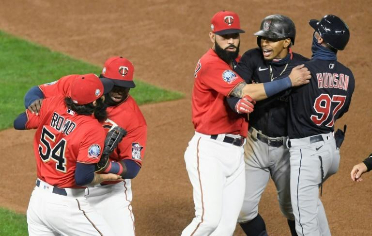 Twins reliever Romo gets one-game MLB ban after scuffle