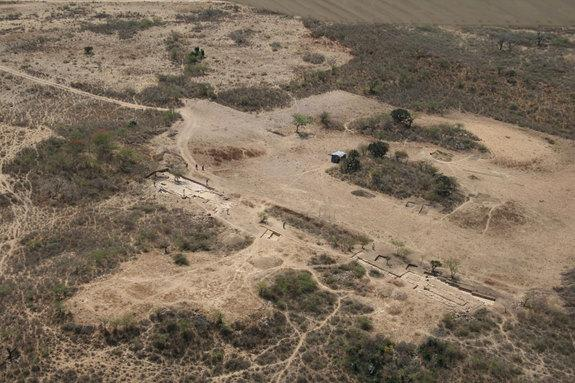 Oldest Temple in Mexican Valley Hints at Possible Human Sacrifice