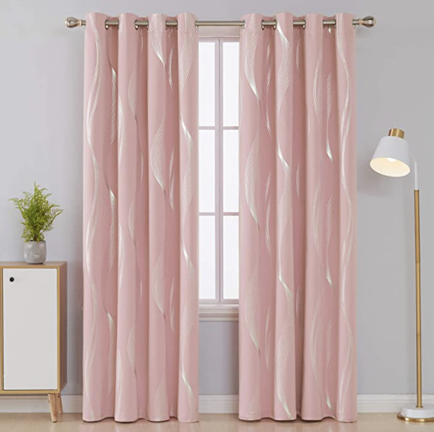 Score these gorgeous curtains for up to 39 percent off. (Photo: Amazon)