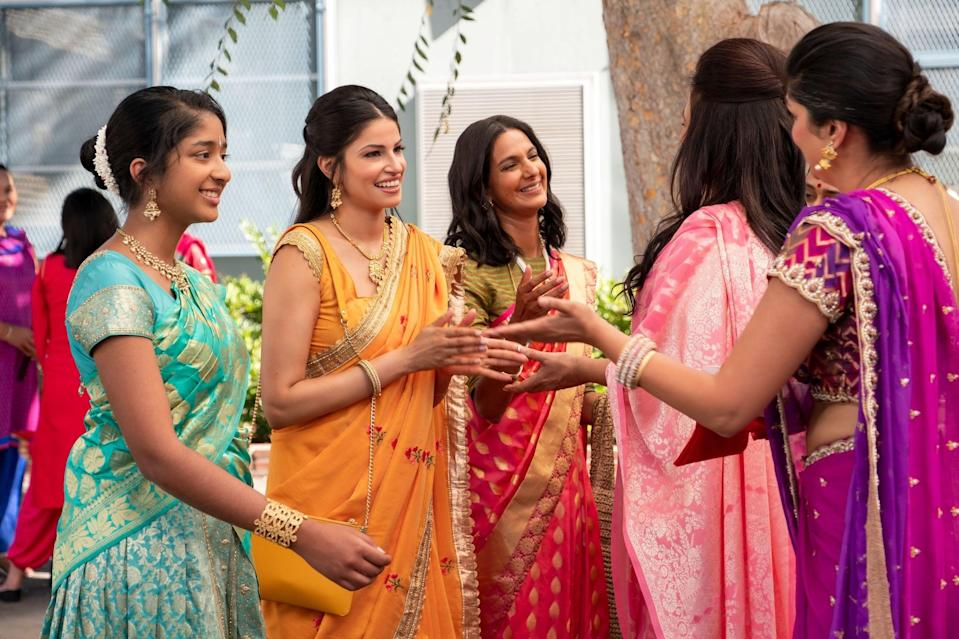 """<p>Produced by Mindy Kaling and Lang Fisher, this comedy series tells the story of a first-generation Indian-American teen who enters her sophomore year of high school determined to improve her social status (and hopefully get a boyfriend). </p> <p><a href=""""http://www.netflix.com/title/80179190"""" class=""""link rapid-noclick-resp"""" rel=""""nofollow noopener"""" target=""""_blank"""" data-ylk=""""slk:Watch Never Have I Ever on Netflix"""">Watch <strong>Never Have I Ever</strong> on Netflix</a>.</p>"""