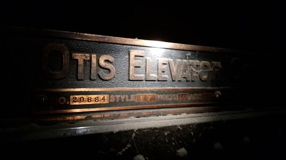 The Averyl Building's elevator was one of the first installed in Boise.