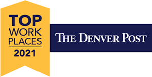 Of the 150 Colorado-based companies recognized in 2021, AIR Communities is one of only six to be named a Top Workplace for nine consecutive years.