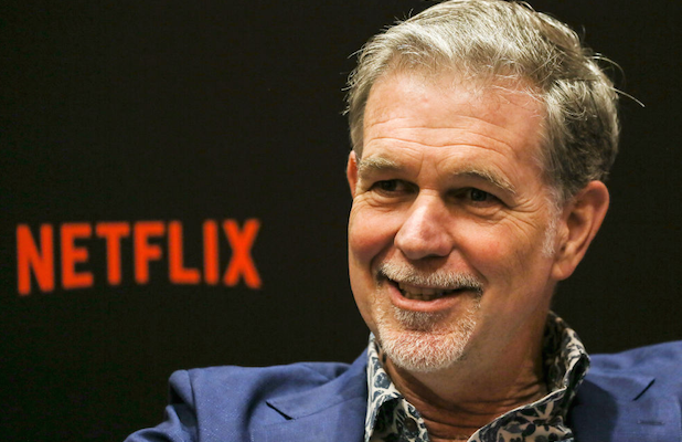 Netflix CEO on Censoring 'Patriot Act With Hasan Minhaj' in Saudi Arabia: 'We're Not Trying to Do Truth to Power'