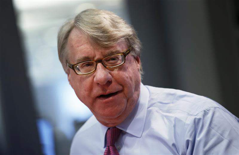 File photo of Jim Chanos, Founder and Managing Partner of Kynikos Associates LP at the Reuters Global Investment Outlook summit in New York