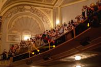 <p>The long-running <em>Chicago </em>also re-opened on Sept. 14 to audiences who gave the show a standing ovation. </p>