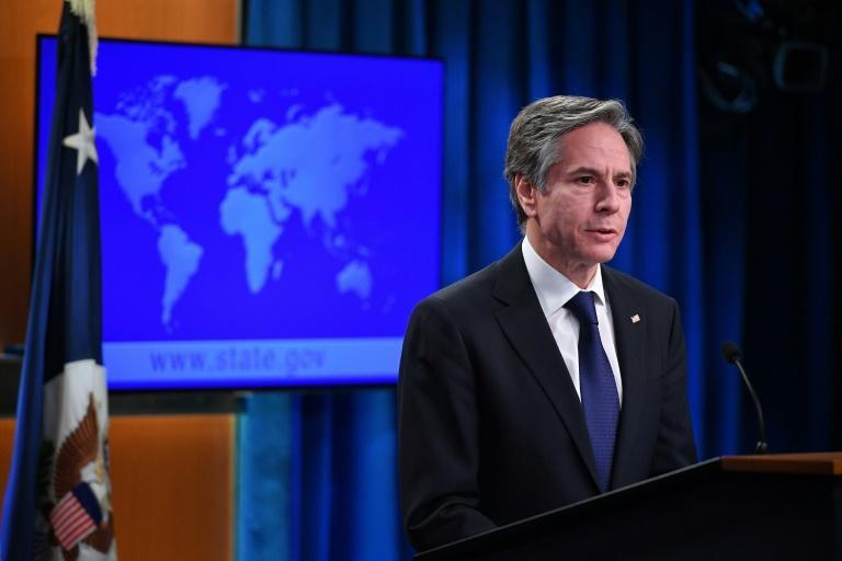US Secretary of State Antony Blinken vows to defend human rights everywhere as he presents an annual State Department report