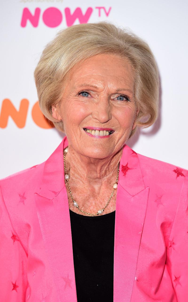 Mary Berry - Credit: Ian West /PA