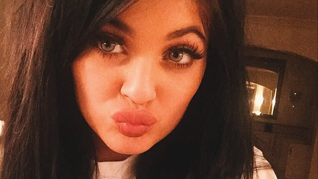 "If you ask <strong>Kylie Jenner</strong>, her lips are 100% natural. ""I'm like, 'Stop talking about my lips,' she told <em>Grazia</em> magazine. ""I haven't had plastic surgery. I've never been under the knife."" If you ask the Internet, they're not quite convinced. ""People flashback to pictures of me when I was 12 and say, 'Kylie's so different,'"" she continued. ""But how can I look the same from 12 to 18?"" she asks. To be fair, this picture is only from a year and a half ago sooooooooooooo: <strong> NEWS: Khloe Kardashian pulls a Kylie and shows off much fuller lips</strong> Anyway, brother-in-law <strong>Scott Disick</strong> has gone on record saying that it takes Kylie 40 minutes per day to get her lips to look how they do. ""She, like, pulls one lip, pushes one out. I don't understand why everybody thinks it's so cute to duck [your lips] out!"" he said. The Internet found a much faster way to get Kylie Jenner-like lips and has since dubbed it the #KylieJennerChallenge. Basically, it appears that one suctions their lips into a small glass and, when it's air locked, more blood flows into the lips and causes them to swell. #kyliejennerchallenge �� pic.twitter.com/j1bVAR2YkD— Ariyana ♡ (@quueenari) April 20, 2015 Not everyone is so pleased with the results: <strong> NEWS: Kylie's Coachella ensemble might be her most scandalous look yet</strong> Know that saying, ""It hurts to be beautiful?"" This is something like that: i screwed up. #kyliejennerchallenge #uhoh �� pic.twitter.com/Mdf4bcZdUP— zoë (@_zoeymcguire) April 20, 2015 just did the #kyliejennerchallenge wtf is wrong with me pic.twitter.com/rG9Tv62xSa— ✕ (@michellenajeraa) April 19, 2015 Maybe the saying should be, ""It hurts to be stupid."" That seems more apt: Wait for it #kyliejennerchallenge pic.twitter.com/pSjLcfSbsF""i'm cryin now ��������I can't yalllll play all day bruhhhh!!!— Perfect Black Boy (@workwthecoach) April 20, 2015 Her reaction ���� #kyliejennerchallenge #lipchallenge pic.twitter.com/bzkf07i8RZ— Lip Challenge (@TheLipChallenge) April 20, 2015 In summary: All these girls looking like this as a result of the #kyliejennerchallenge �� pic.twitter.com/FwFADvTtF1— Ben Sansom (@BenSansomUK) April 20, 2015 Make it stop. Now, hear what big sister <strong>Kim Kardashian</strong> has to say about Kylie's lips:"
