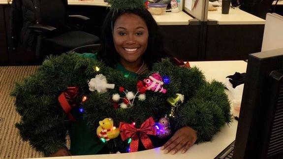 Image result for issa tree ugly sweater