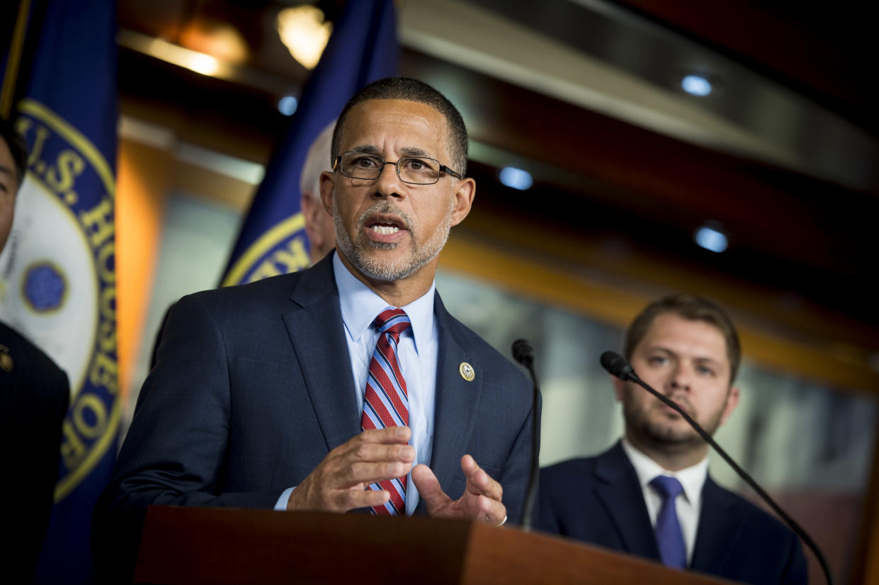 Rep. Anthony Brown. (Photo: Sarah Silbiger/CQ Roll Call/Getty Images)