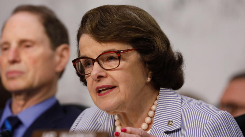 Progressives Eye Primary Challenge To Sen. Dianne Feinstein