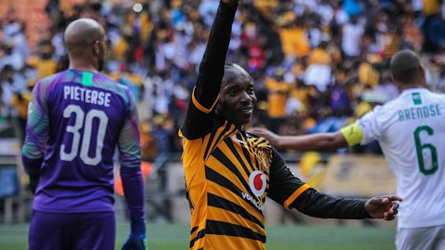 The 29-year-old attacker is nearing his full fitness and could be back in the Amakhosi team in February