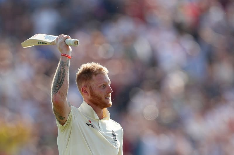 England's Stokes named Wisden's 'Leading Cricketer' in world