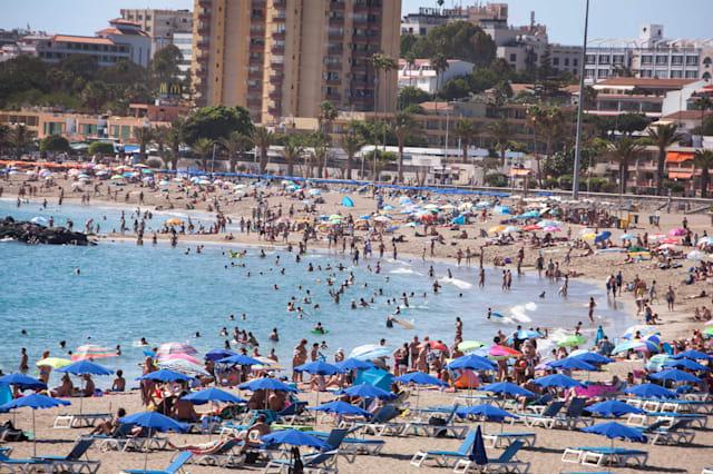Tenerife is Brits' most popular destination for New Year holidays