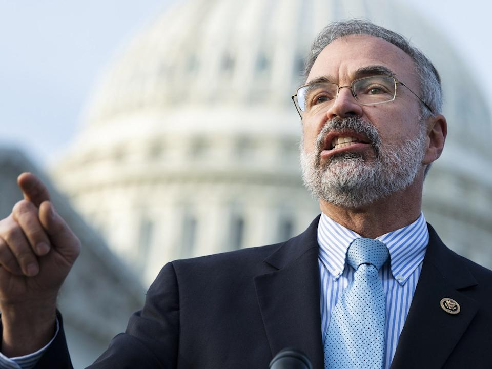 Republican congressman Andy Harris (Getty)