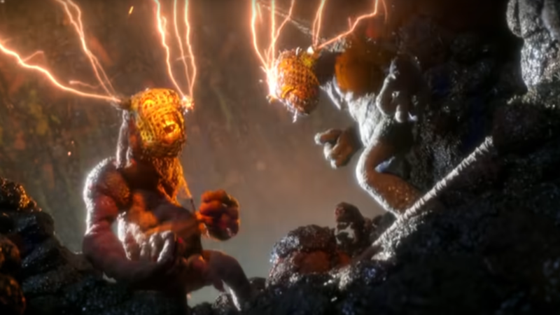The trailer for effects legend Phil Tippett's stop-motion epic Mad God is  in a class all its own