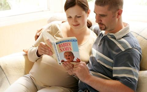 Finding the perfect baby name can be a cause for strife among for soon-to-be parents - Credit: Bubbles Photolibrary / Alamy Stock Photo
