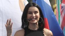Second accusation of sexual misconduct levelled at Katy Perry by Russian TV host