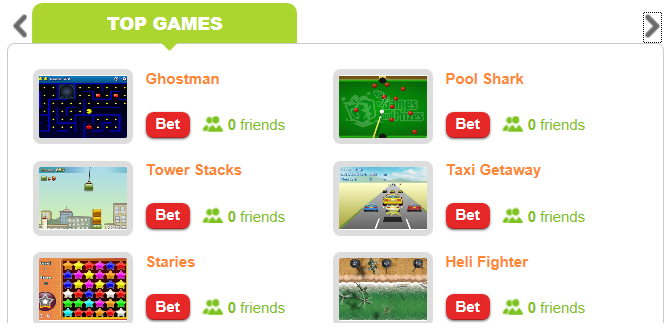 Games And Prizes Top Games