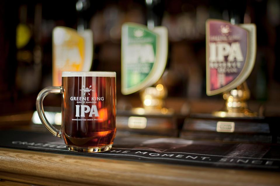 """<p>Mackenzie said: """"We only opened around 20% of our pubs in London and trading in those pubs compared to the rest of the country is more subdued.""""</p> (PA)"""
