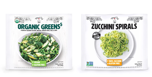 Organic Greens5 and Zucchini Spirals Now Available at Whole Foods