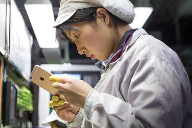 apple iphone us manufacturing