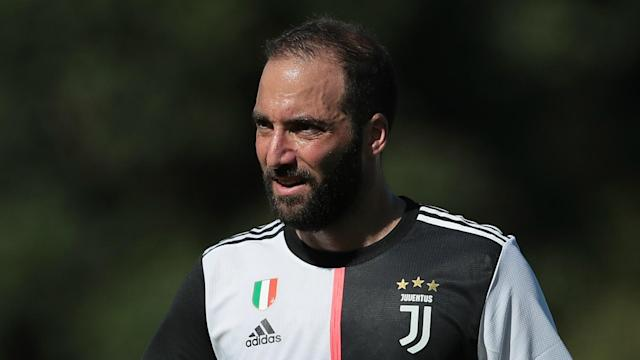 Daniele Rugani and Aaron Ramsey are absent from the Juventus squad to face Parma, with Gonzalo Higuain selected in attack.