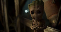 <p>Sure, he probably got in some sort of trouble, but how can you be mad at that face? (Photo: Marvel) </p>