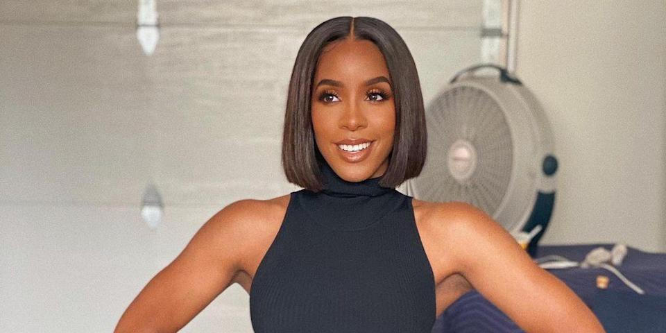 Kelly Rowland Opens Up About Getting Pregnant During Quarantine