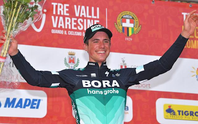 Peter Kennaugh has not competed since completing the UAE Tour at the beginning of March - 2018 Getty Images