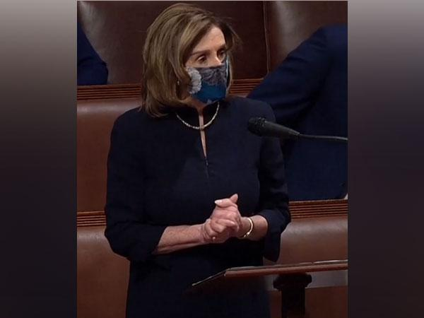 US Speaker Nancy Pelosi