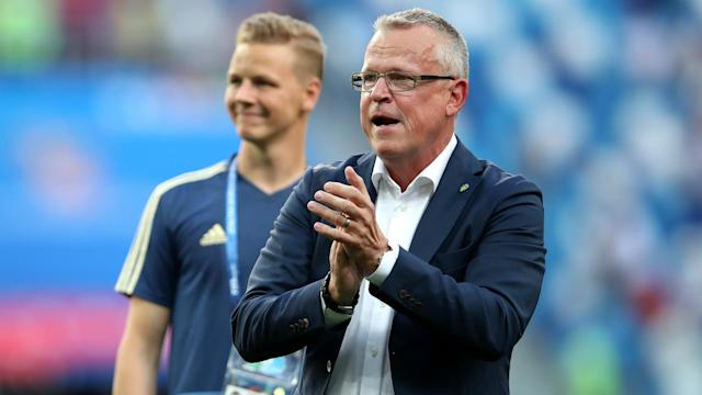With three points secured in their opening Group F match, the Swedes are not hoping to dash the World Cup dreams of the 2014 winners