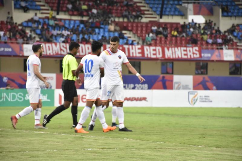 Goa vs Jamshedpur