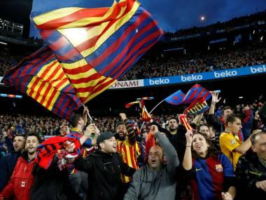LaLiga: Spanish champions Barcelona announce record income projection of over one billion euros for 2019/20 season