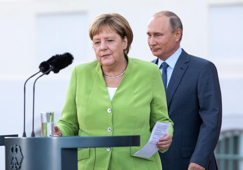 Why Germany Is Ignoring Its Own Russian Spy Scandal