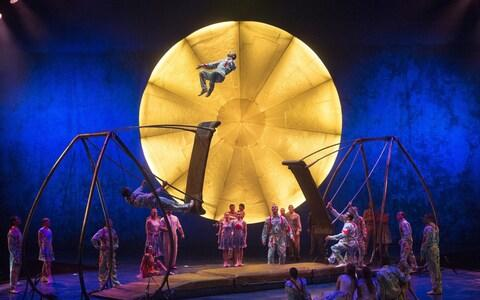 Cirque Du Soleil: Luzia at the Royal Albert Hall - Credit: Getty Images