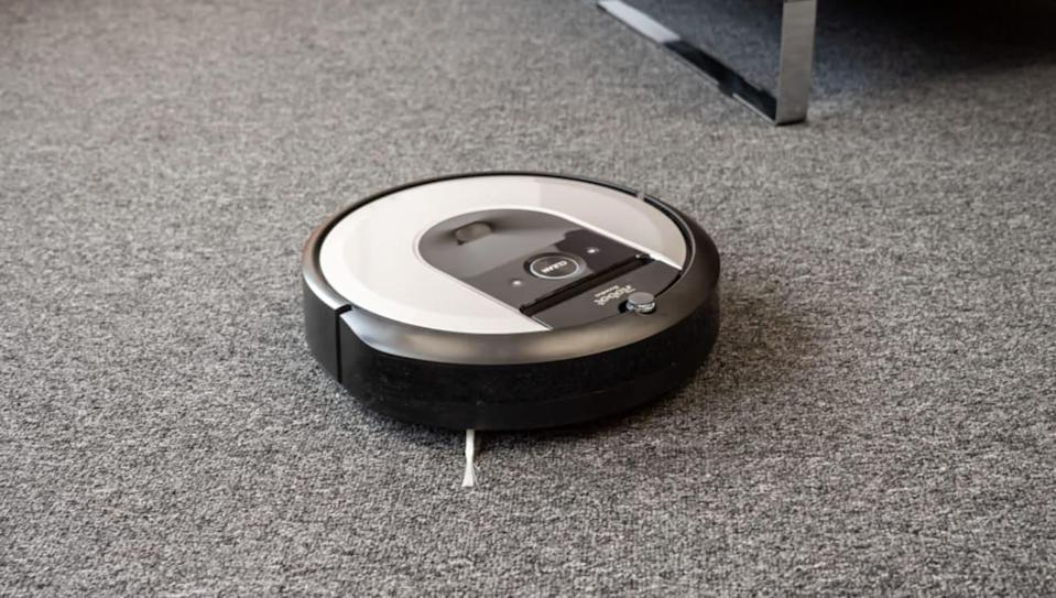 The iRobot Roomba i6+ offers superior dirt pickup--and it's on sale for Prime Day.
