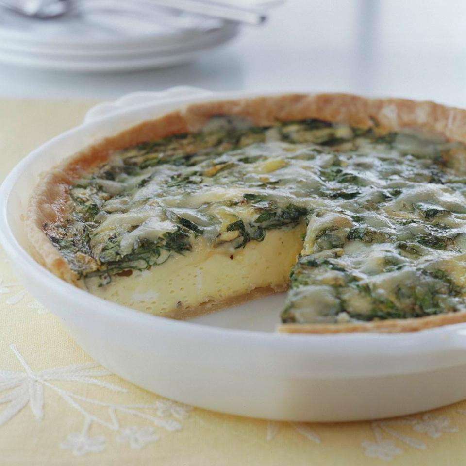 <p>Look for fat-free half-and-half in the dairy case near the regular half-and-half to use in this recipe.</p>
