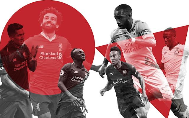 Can Arsenal's front three replicate Liverpool's success?