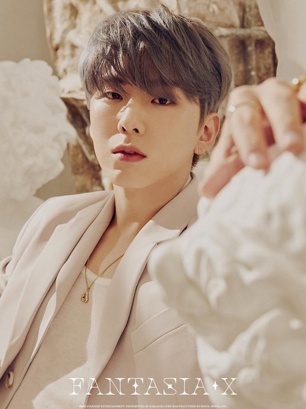Kihyun Monsta X. (Starship Entertainment via Soompi)