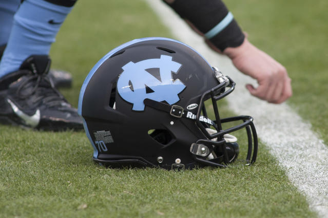 North Carolina investigating alleged hazing incident with football team