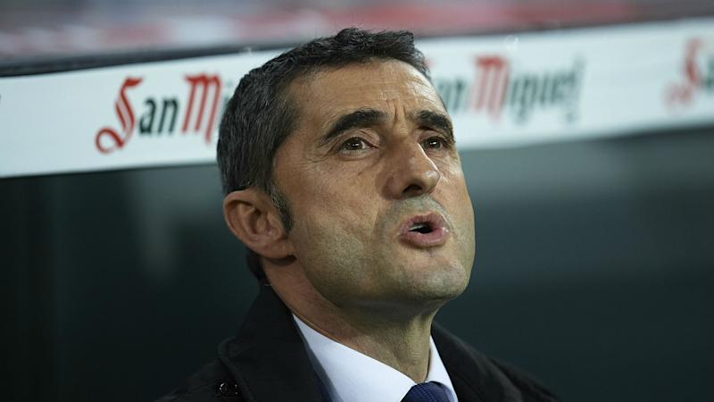 Barca will still be top next week - Valverde calms form fears