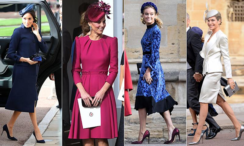 VOTE: Who was the best-dressed guest at Princess Eugenie and Jack Brooksbank's royal wedding?