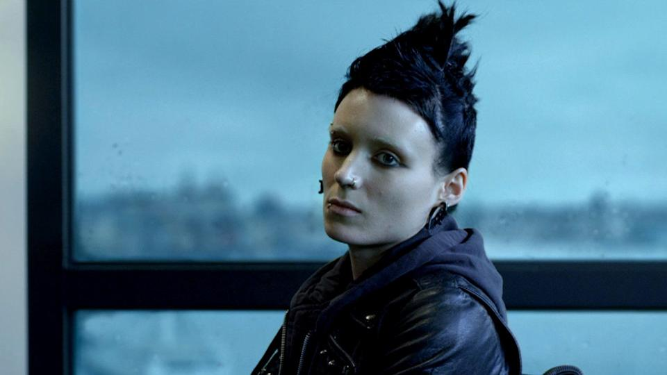 Rooney Mara's turn as Lisbeth Salander in David Fincher's  (Photo: Sony Pictures)