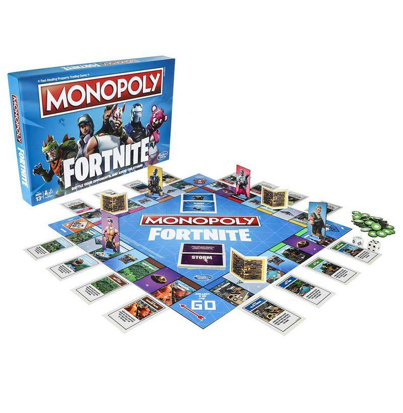 "<p>While all Fortnite collaborations are creative, <a rel=""nofollow"" href=""https://www.amazon.com/Monopoly-Fortnite-Board-Inspired-Video/dp/B07GX1DS6R""><em>Fortnite </em>Monopoly</a>, which came out last fall, falls at the bottom of the list. It's not a bad game, but it's also not Monopoly. <em>Fortnite </em>Monopoly, while cute and fun enough, feels more like forced capitalization on <em>Fortnite </em>mania rather than a labor of love. No worries; Hasbro has a better contender on the way.<br></p>"