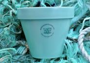 <p>These remarkable pots are helping to clear the seas by creating plant pots from 100% ropes and fishing nets which are discarded in the ocean. </p>
