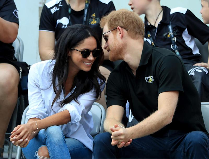 Meghan Markle and Prince Harry (PA Wire/PA Images)